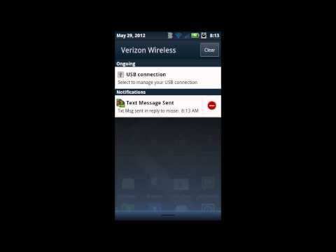 Video of Text Your Missed Calls