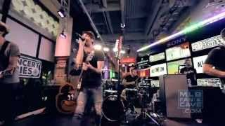 All Time Low - The Reckless and The Brave Live on MLB Fan Cave