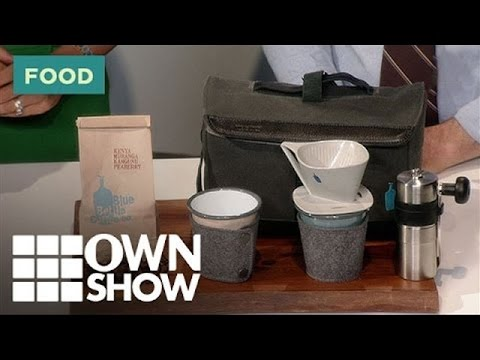 How To Make the Perfect Cup of Coffee On the Go | #OWNSHOW | Oprah Online