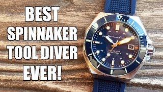 Highest WR Yet! Spinnaker Dumas Automatic Dive Watch Review (SP-5070) - Perth WAtch #208