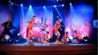'Ngajat Lesung' - JKKN Sarawak