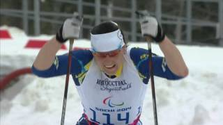 Women's 12km cross-country skiing sitting  | Sochi 2014 Paralympic Winter Games