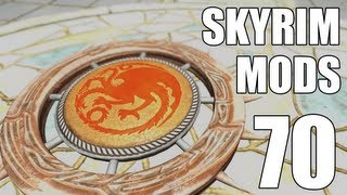 Skyrim Mods 70: Zombie Apocalypse, Bro Do you Even Block?, Magic Duel Reborn
