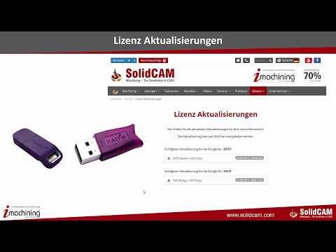Video-Anleitung zur Lizenz-Aktualisierung