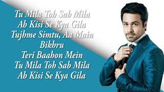 Rab Ka Shukrana | Jannat 2| Mohit Chauhan| Pritam - YouTube
