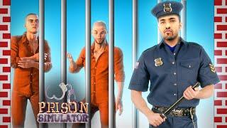 I BECAME A PRISON GUARD