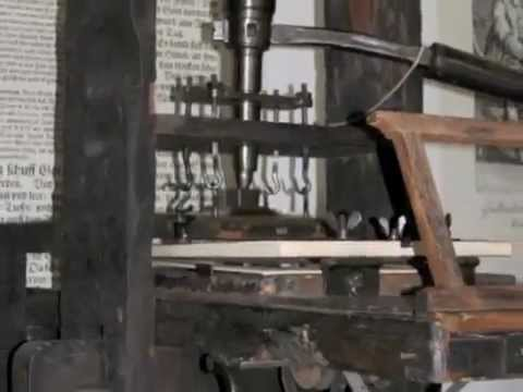 The History of the Printing Press