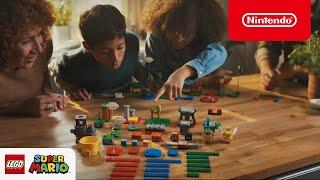 Nintendo NEW LEGO Super Mario Master Your Adventure Maker Set anuncio