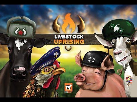 Bower's Game Corner: Livestock Uprising Review