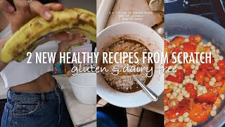 2 Healthy Recipes (gluten & Dairy Free) | Easy To Make From Scratch