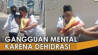 Contoh Jemaah Haji Alami Gangguan Mental Karena Dehidrasi