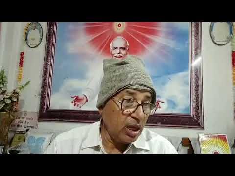 12/01/2019. Today murli hindi. आज की मुरली l BK AAJ KI MURLI.Brahma kumaris. BK Dr Surender Sharma (видео)