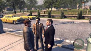 Mafia 2 - Nolan North Talks to Nolan North
