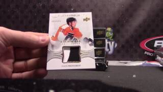 2016/17 Upper Deck Black Diamond Hockey 5 Box Case Serial #s GB