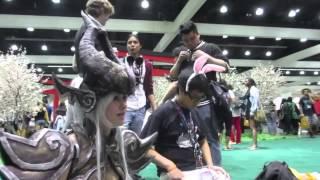 CaliforniAdventure Part 2: Anime Expo