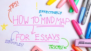 How to Mind Map for an Essay // tips & examples for dyslexics