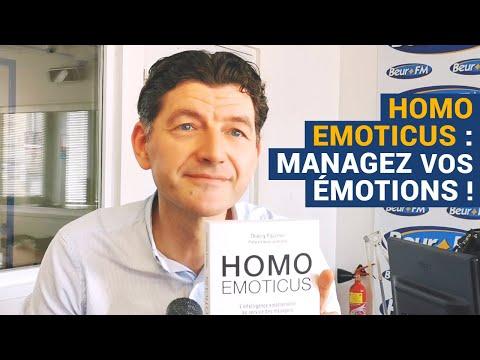 [AVS] Homo emoticus : managez vos émotions ! - Thierry Paulmier