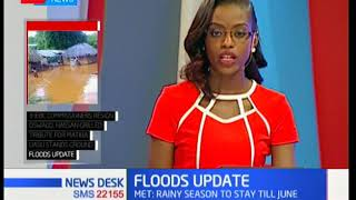 Meteorological department announces rains to persist till June as Nyando residents move