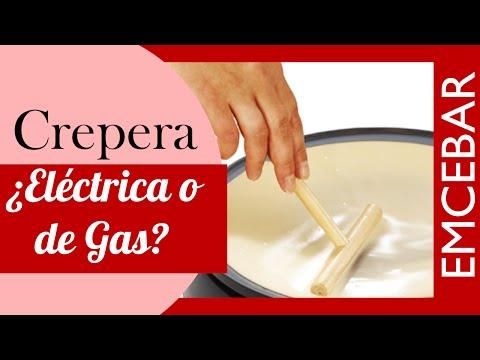 ¿Que Es Mejor: Crepera Electrica O De Gas? | Tips EMCEBAR