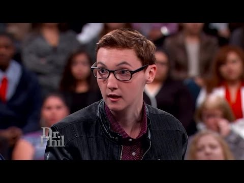 Dr  Phil To 18-Year-Old Sex Offender: 'You Need To Start Pulling