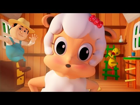 Chubby Cheeks | Farmees | Kids 3D Nursery Rhymes TV And Baby Songs