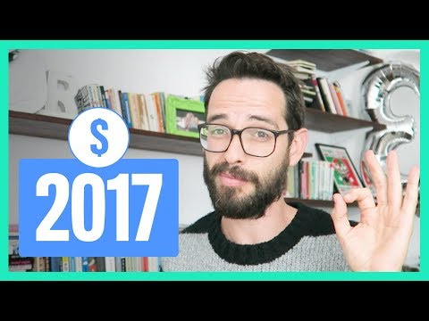 Freelance Designer Income Report 2017