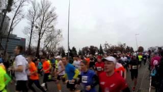 preview picture of video 'Bieg Niepodległości - Gdynia 11.11.2014 r. (start)'