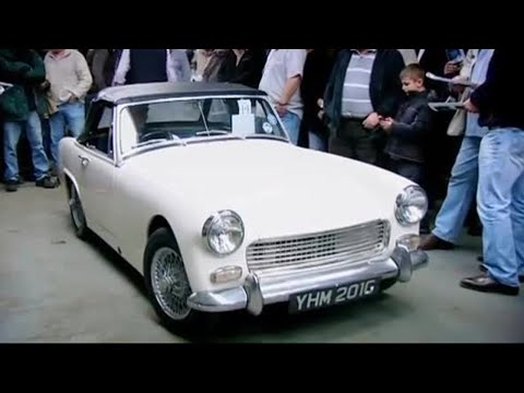 Classic car rally challenge | Top Gear | BBC