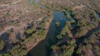 Satellite Sees Colorado River Turn Green | Science Video