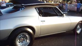 preview picture of video '71' Pro Street Camaro w/ 632 Billy Albert Big Block Chevy w/ Speedtech Nitrous Oxide system 1080p HD'