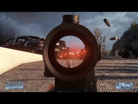 Прохождение игры Battlefield 3 [задание Кафаров]  № 8