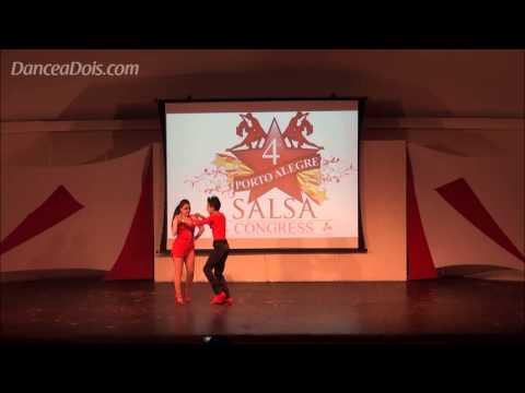 Valentim Lizarraga & Camila Blans Porto Alegre Salsa Congress