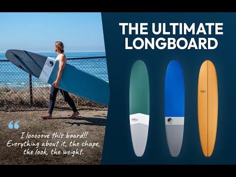 Breaking Down The Ultimate Longboard Surfboard – Degree 33 Surfboards