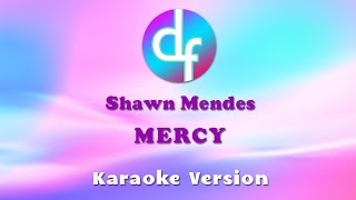 Shawn Mendes  Mercy Karaoke/Lyrics/Instrumental
