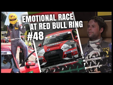EMOTIONS! Racing at the Red Bull Ring with my Audi RS3 LMS    Onboard & Action #48
