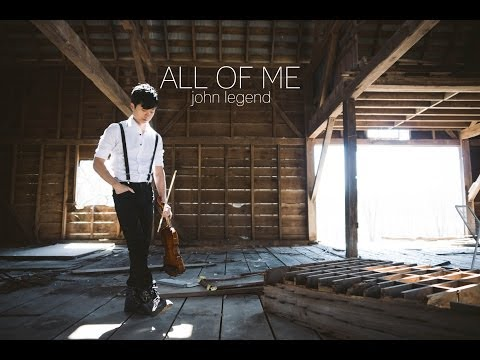 All Of Me - John Legend - Violin And Guitar Cover - Daniel Jang Mp3