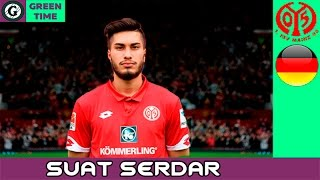 Suat Serdar ● 2016 - 2017 Goals/Dribbling Skills & Assists || HD