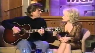 Dolly Parton  Billy Dean We Might Be In Love on Donny  Marie