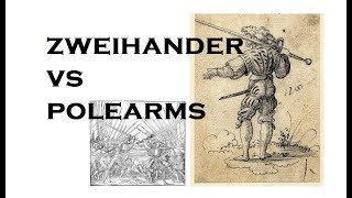 Zweihander vs Polearm: How two-handed swords are different to pole weapons