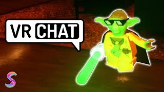 vrchat dancing lego yoda - TH-Clip