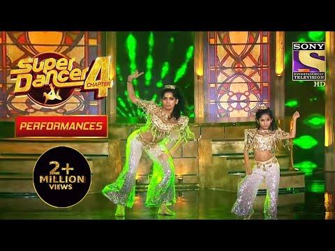 Anshika ने दिया Power-Packed Performance | Super Dancer 4 | सुपर डांसर 4