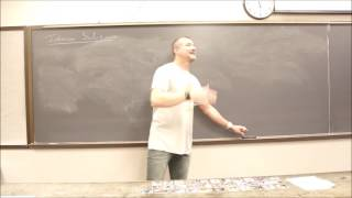 General Relativity Topic 23: Interior Solutions and Stellar Collapse