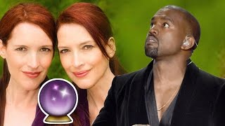 Psychic's Predict What's Next For Kanye West (Chat Show)