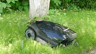 Cheapest robotic lawn mower Robomow TC150