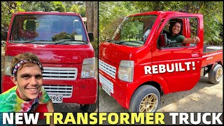 BecomingFilipino – OUR NEW TRUCK! Buying a Filipino Transformer Vehicle (Japan To Philippines Model)