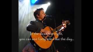 Two Blue Moons - Mark Tempany (lyric video)