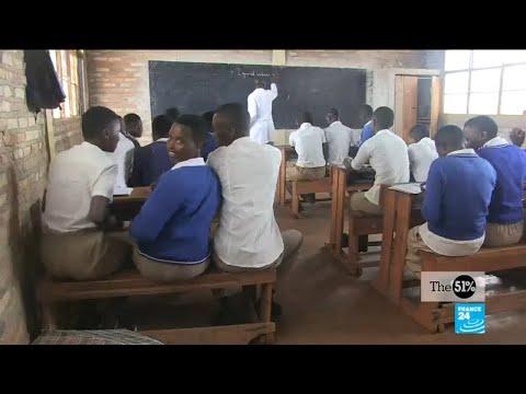 The 51%: Rwanda's children of rape