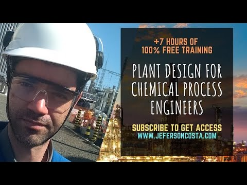 Plant Design FREE TRAINING for Chemical Engineers - YouTube