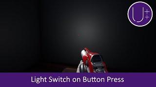 Unreal Engine 4 C++ Tutorial: Light Trigger on Button Press