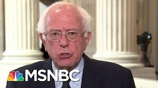 Senator Bernie Sanders On Healthcare And Cardi B | Velshi & Ruhle | MSNBC